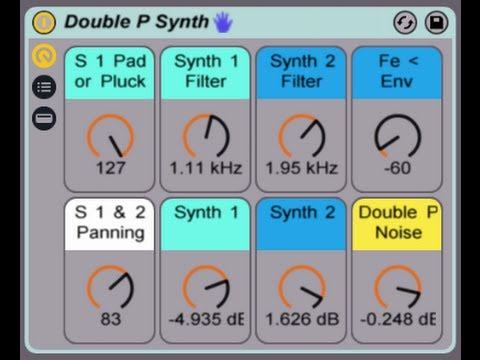 Double P Keys Free Ableton Pack #81