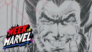 Check Out Some of the Coolest Characters at MoPOP! | This Week In Marvel
