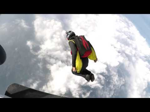 Wingsuit   First Flight Course with James Boole