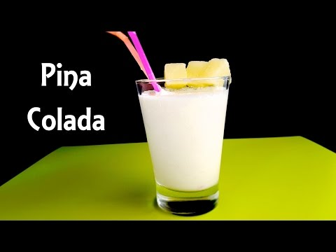 Pina colada   پینا کولاڈا - Cook with Huda