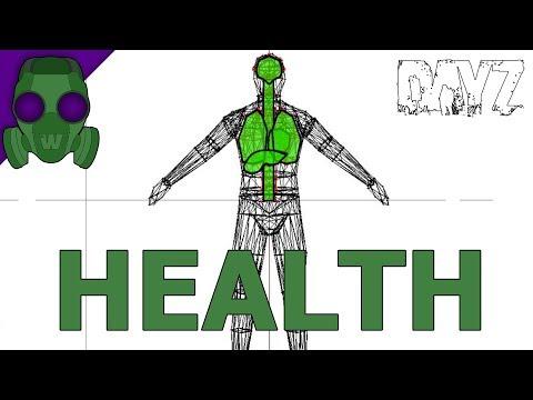 DayZ 0.63 - New Damage System: Health (Part 1)