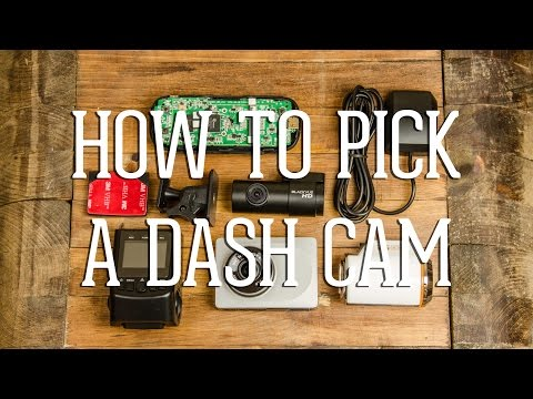 Dash Cam 101 - The Beginners Guide to Dash Cams - What Matters, What Doesn't