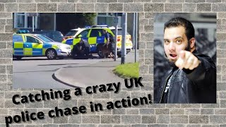 Storage Hunters' Jesse McClure see Lancashire Police in action on the mean streets of Burnley!