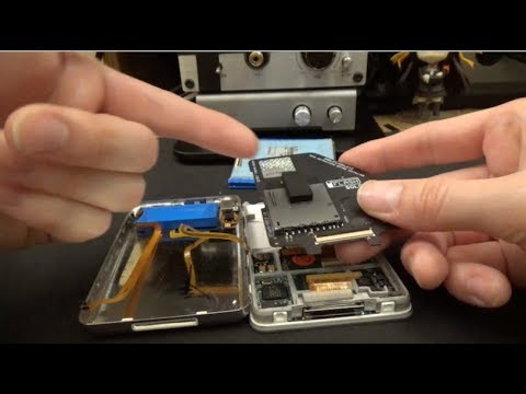 Upgrading a 5th Gen iPod