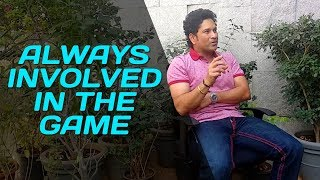 Sachin Tendulkar shares his thoughts on slip fielding & being involved in the game   #SachInsight