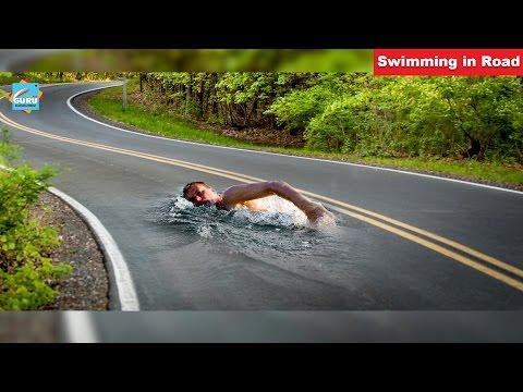 PicsArt Tutorial    Swimming in Road PicsArt Photo Manipulation   PicsArtGuru Edit