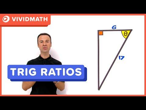 Sin - Cos - Tan: Trigonometry - VividMaths.com