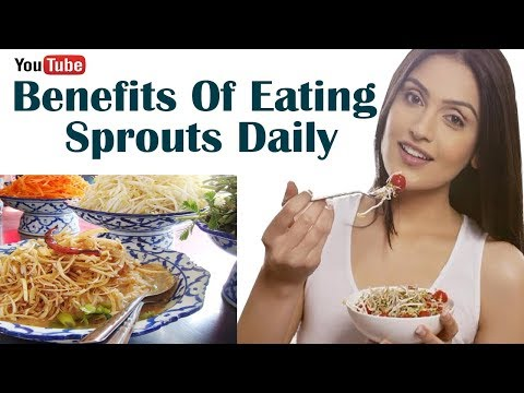 Benefits Of Eating Sprouts Daily | Health Benefits Of Sprouts-Sprouts Benefits
