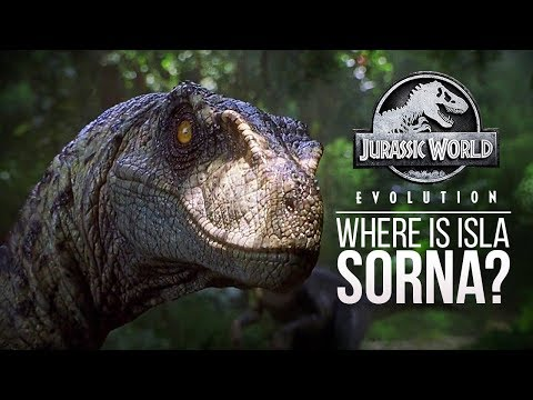 WHAT WILL ISLA SORNA BE LIKE? | Jurassic World: Evolution Speculation Site B