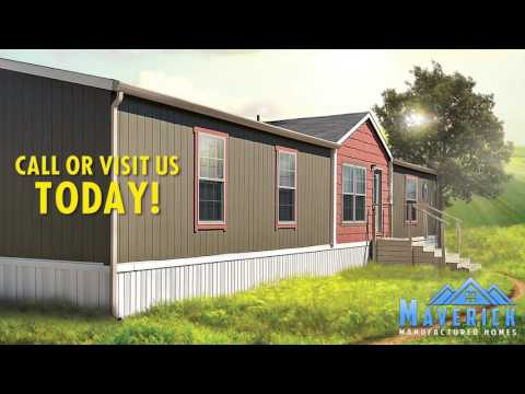 Buy Mobile Homes: Maverick Manufactured Homes in Tyler, TX