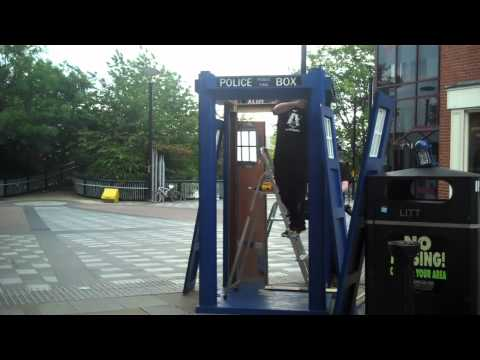 How to build a Tardis....