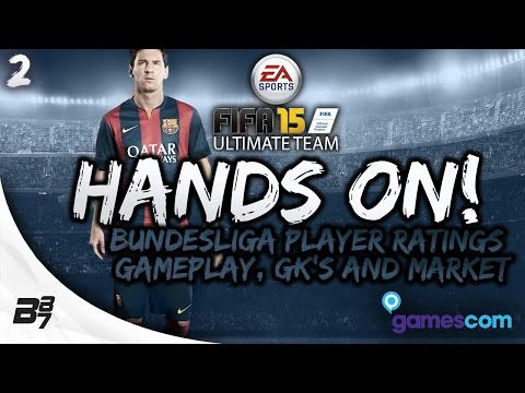 FIFA 15 ULTIMATE TEAM | LOAN SYSTEM, PLAYER RATINGS & PHYSICAL STATS