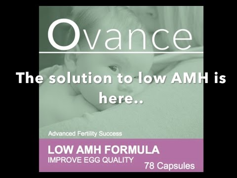 Low AMH: A medical breakthrough in treatment