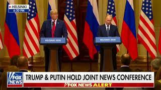Vladimir Putin Denies That the