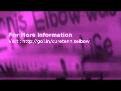 How Do You Cure Tennis Elbow