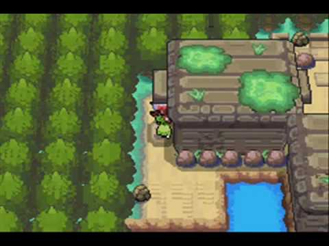 Pokemon Soul Silver Walkthrough Part #08: Ruins of Alph