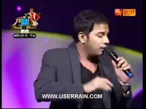 Download Karthik singing Sakthi Kodu at Star Vijay Nite.[www.facebook.com-caatikz]      -.flv MP3 Gratis
