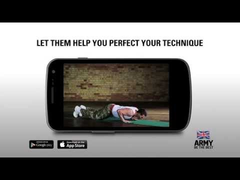 100% ARMY FIT - FREE on your mobile