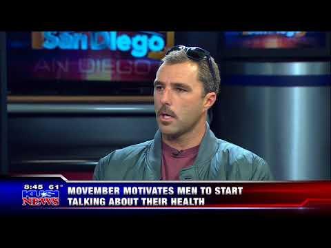 KUSI News Highlights Cobian's Partnership with the Movember Foundation