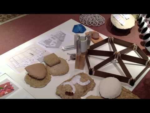Designing And Building Organically Curved Roofs