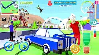Dude Theft Wars Open World Sandbox Simulator #23 LoL! - Android gameplay