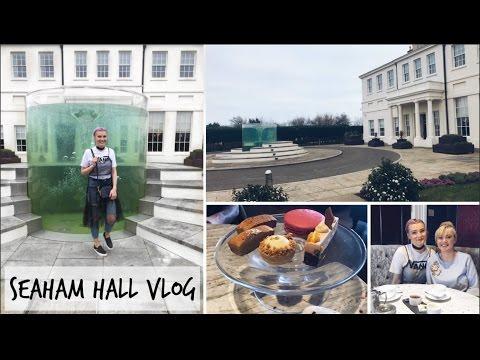 Afternoon Tea At Seaham Hall | VLOG | LoveFings