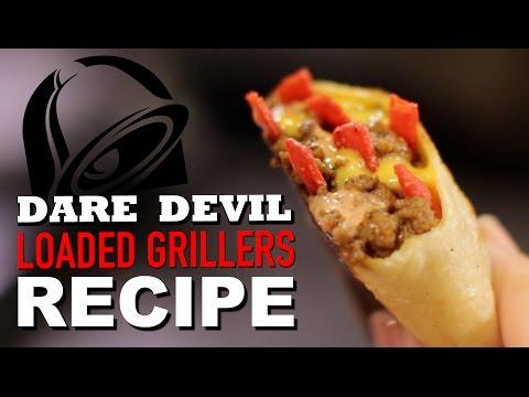 DIY Loaded Grillers