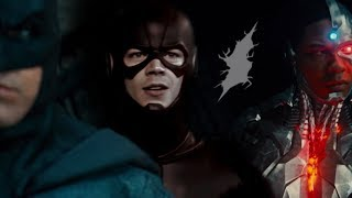 Justice League - SDCC Sneak Peek (But With Grant