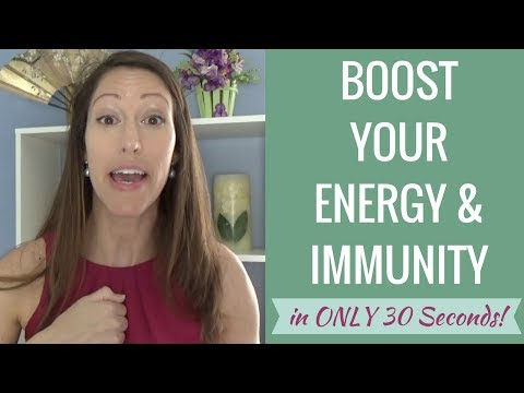 How to Boost Your Immune System and Energy Levels with this ONE Simple Daily Routine