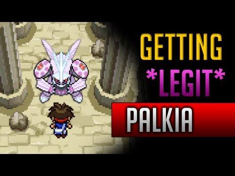 How & Where to catch/get - *LEGIT* Palkia in Pokemon Black 2 & Pokemon White 2