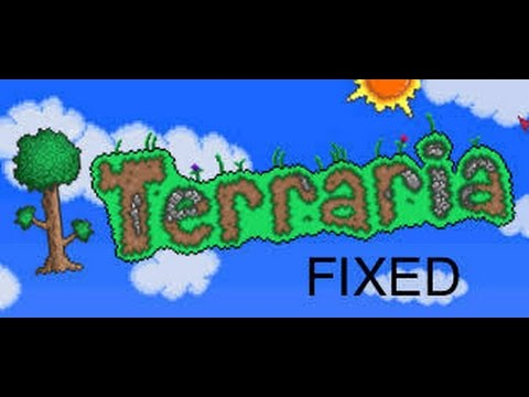 terraria - missing executable FIXED mac/linux