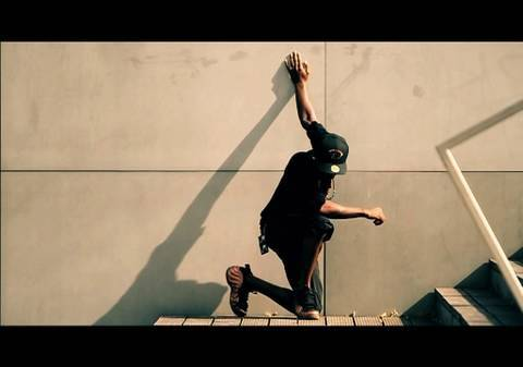 BIRDSEYE BONES The MACHINE Flexing Paris | YAK FILMS