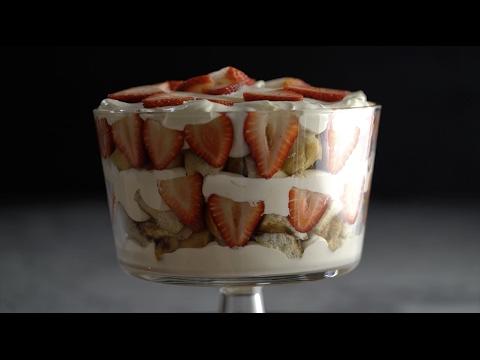 Cinnamon Roll Trifle