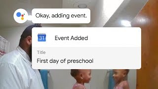 Parents: Introducing Actions for your Google Assistant