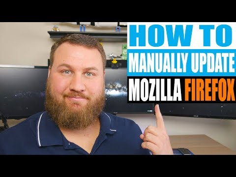 How to Update Mozilla Firefox 2018