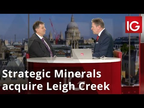Strategic Minerals complete acquisition of Leigh Creek