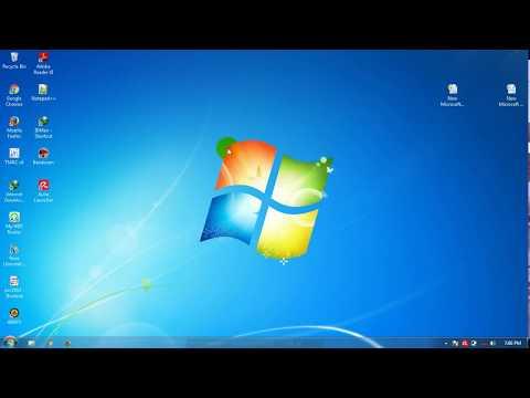 Cara merubah tampilan boot screen windows 7 tanpa software