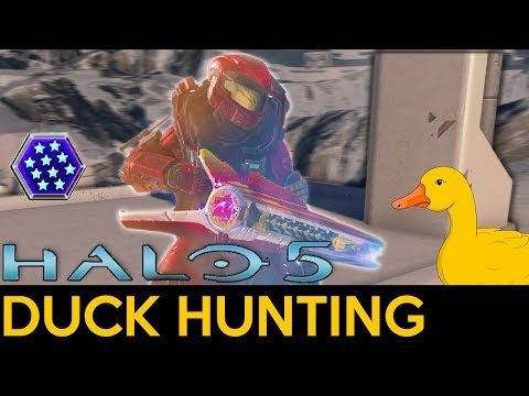 Halo 5: Guardians - Duck Hunting in Warzone