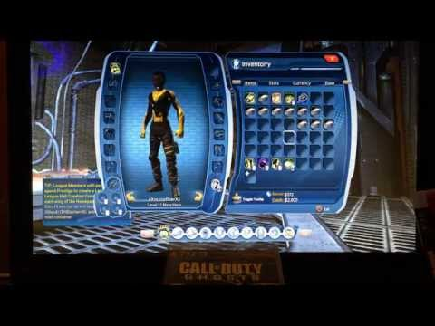 DCUO HOW TO CHANGE YOUR TRAITS