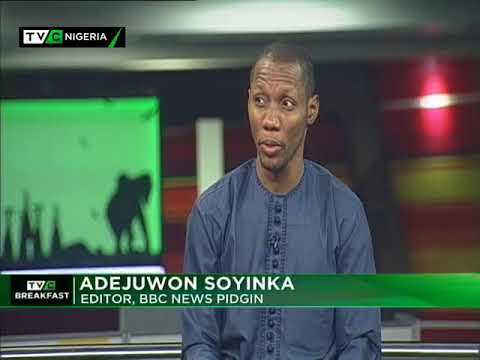 TVC Breakfast 4th May 2018 | FG's ban on Syrups laced with Codeine