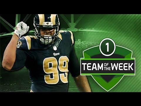 Madden MUT 16 Ultimate Team | Pack Opening Ep: 5 Team of the Week 1 #TOTW + Destiny The Taken King !