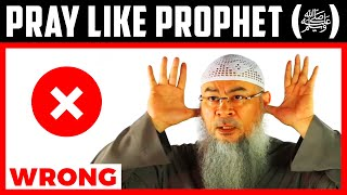 STEP BY STEP GUIDE TO PRAY SALAH LIKE PROPHET (ﷺ) - QURAN/HADITH REFERENCES & DEMONSTRATION INCLUDED