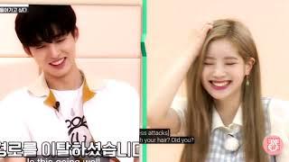 Jinhyun (iKON Jinhwan+ Twice Dahyun) (Twikon)