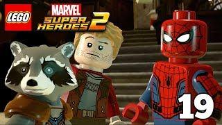 LEGO Marvel Superheroes 2 Walkthrough Part 18 with Hulk and