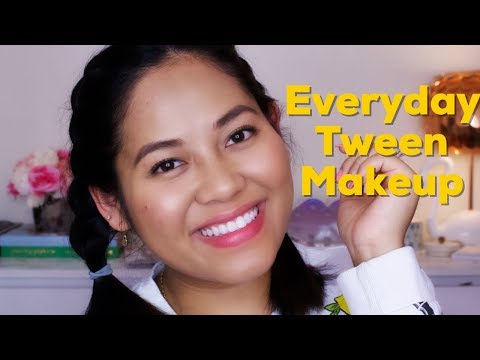 Everyday Tween Makeup Tutorial