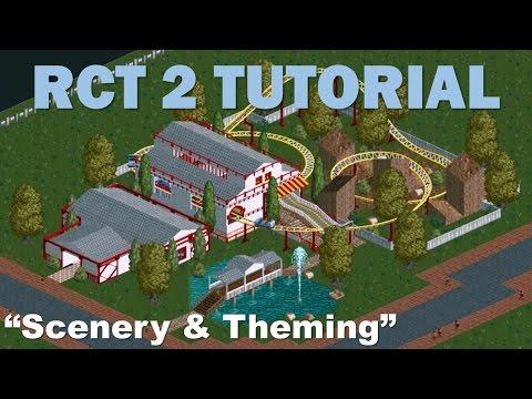 OpenRCT2 - TUTORIAL