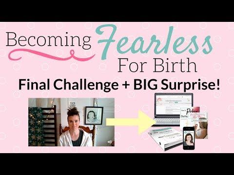 FINAL CHALLENGE DAY + BIG SURPRISE!