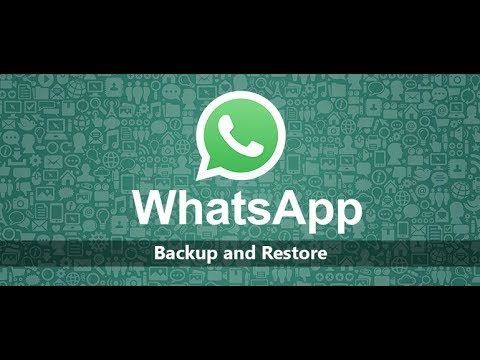 How to Back up and Restore WhatsApp Messages on Android