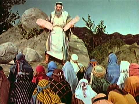 The Holy Bible - Moses, Leader of God's People