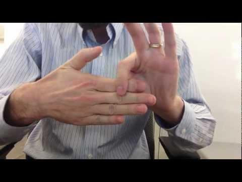 Mr. Sucro's Removable Finger Trick